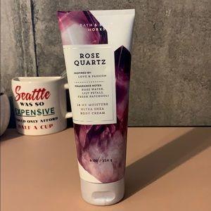 BBW Rose Quartz Body Cream